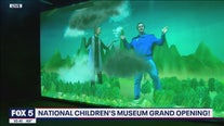 The National Children's Museum reopens in DC – and here's a look inside!