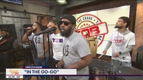 The Take Ova Band on FOX 5
