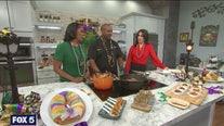 Mardi Gras comes to the FOX 5 Kitchen