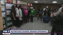 Grand opening of the Nutrition Lounge at Bowie State University