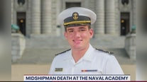 Outpouring continues for Navy Midshipman found dead