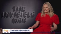 Elisabeth Moss dishes on The Invisible Man