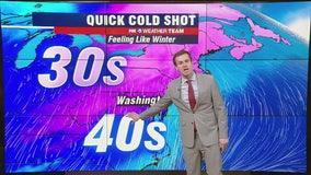 FOX 5 Weather forecast for Thursday, February 20