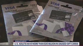 FOX Business Beat: Americans have $21B in unused gift cards and store credits
