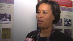 Mayor Bowser backs Bloomberg in race for Democratic nomination