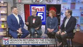 Hexagon returns for 65th season of political satire