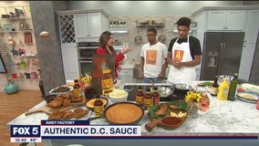 DC brothers want to take Andy Factory sauce across the nation