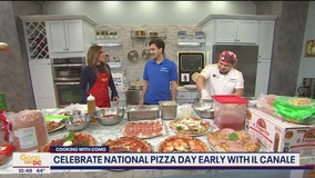 Celebrate National Pizza Day with il Canale