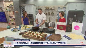 National Harbor Restaurant Week with Osteria Costa