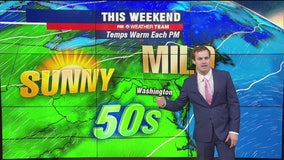 FOX 5 Weather forecast for Friday, February 21