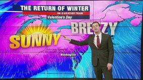 FOX 5 Weather forecast Friday, February 14