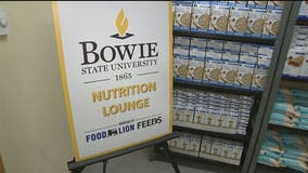 Bowie State University's new food pantry provides free, healthy meals to students