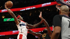 Beal moves into No. 2 spot on Wizards' all-time scoring list with career-high 53 in loss to Chicago
