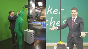 FOX 5 tries Broomstick Challenge that's sweeping social media