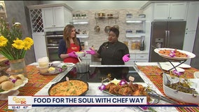 Food for the soul with Chef Waynette