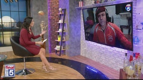 The Final 5: Marina Marraco chats with Guardian Angels founder Curtis Sliwa