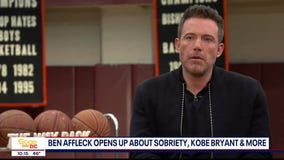 Ben Affleck opens up about sobriety, Kobe Bryant and the new film, The Way Back