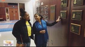 Allison Seymour looks at black history at her HBCU alma mater, Hampton University