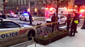 Man dead after shooting near National Portrait Gallery, injured suspect in custody: DC police