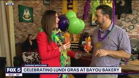 Celebrating Lundi Gras at Bayou Bakery