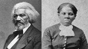 Maryland unveils statues of Tubman, Douglass in Capitol