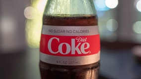 Coronavirus could affect Coca-Cola's supply of artificial sweetener