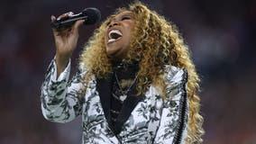 VIDEO: Yolanda Adams slays in performance of 'America The Beautiful' before Super Bowl