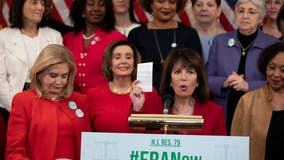 House approves measure to remove deadline for Equal Rights Amendment