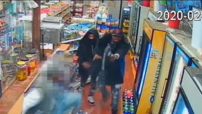 Violent shooting in DC convenience store captured on video
