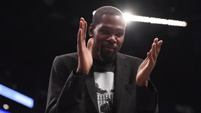 Kevin Durant among 4 Brooklyn Nets who tested positive for coronavirus: report