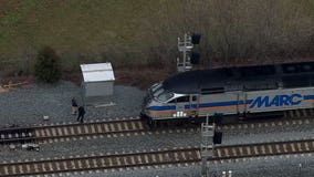 Pedestrian killed after being struck by train in Rockville identified, police say