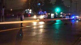 Man dead after being struck by vehicle in DC, police say
