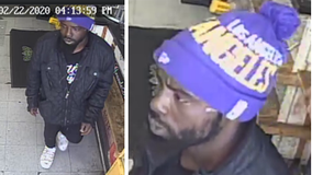 Police searching for suspect caught on camera shooting at man in DC