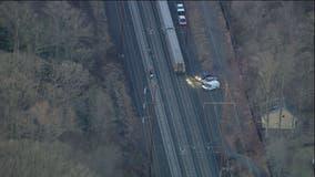 Pedestrian struck and killed by train in Lanham