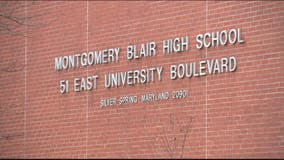 More than 700 Montgomery Blair HS students stayed home Monday, concerned of a possible school threat