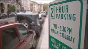 DC issues over $1 billion in parking and traffic tickets over last 3 years: AAA