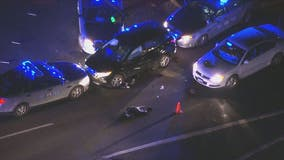 Traffic stop leads to officer-involved shooting in Loudoun County: Virginia State Police