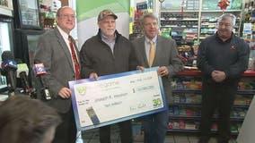 Virginia man wins $10 million on scratch-off lottery ticket from Manassas gas station