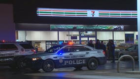 Police investigate ATM armed robbery attempt at 7-Eleven in Prince George's County