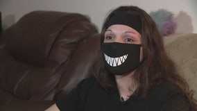 Woman wearing surgical mask to protect from coronavirus says bank teller called police on her