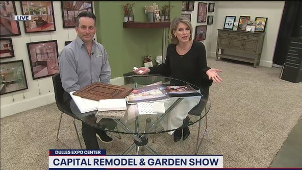 Spring inspiration ideas at the Capital Remodel and Garden Show