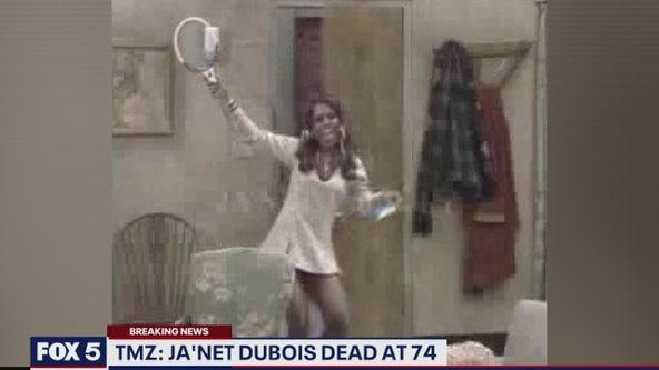 'Good Times' actress Ja'net Dubois dies