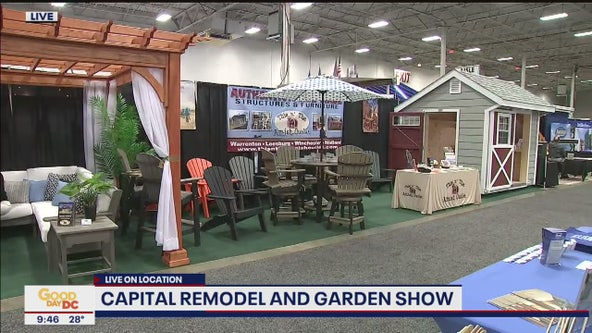 Home improvement ideas at the Capital Remodel and Garden Show