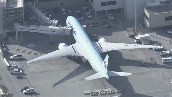 Flight attendant diagnosed with coronavirus after flights in and out of Los Angeles
