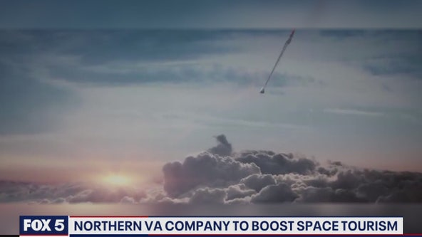 Northern Virginia firm partnering with SpaceX to launch space tours on Dragon craft