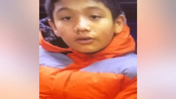 Police searching for missing 11-year-old boy in DC
