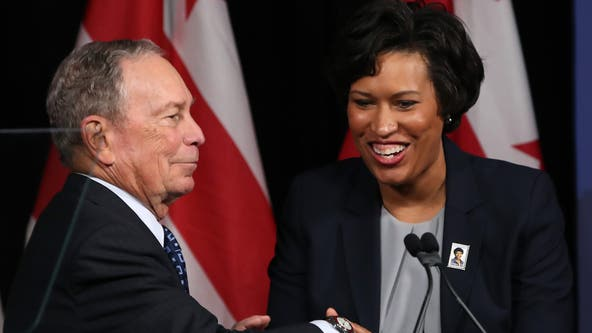 DC's ACLU criticizes Bowser's defense of Bloomberg on 'Stop and Frisk'