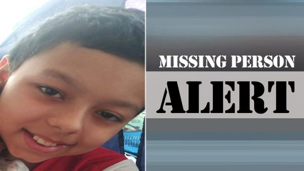 10-year-old boy missing from DC; last seen Sunday in Northwest