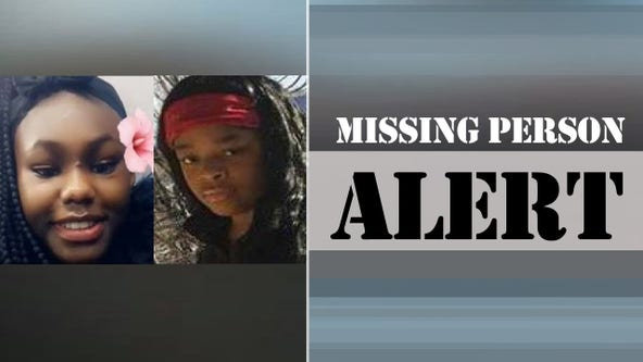 Search continues for 2 missing 14-year-old DC girls last seen on Valentine's Day