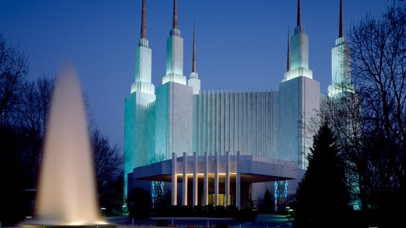 Iconic Kensington Mormon Temple will be open to the public for the first time since 1974